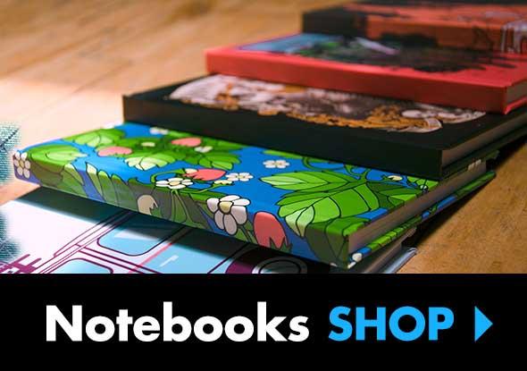 Shop notebook