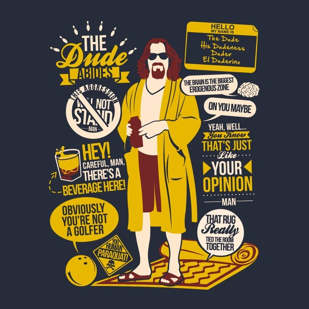 Big Lebowski Quotes: Quotes From The Dude. QuotesGram