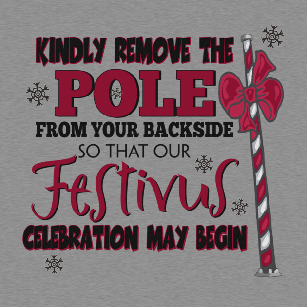 Image result for festivus pole meme
